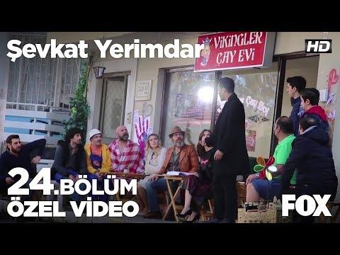 Şevkat Yerimdar 24. Bölüm kamera arkası görüntüleri yayında!