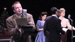 """It's A Wonderful Life: A Live Radio Play"" Trailer at Long Wharf Theatre"