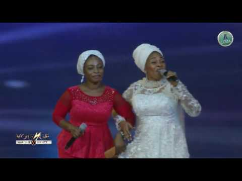 Praise Party with Tope Alabi #COZAVoltageWar-shipService