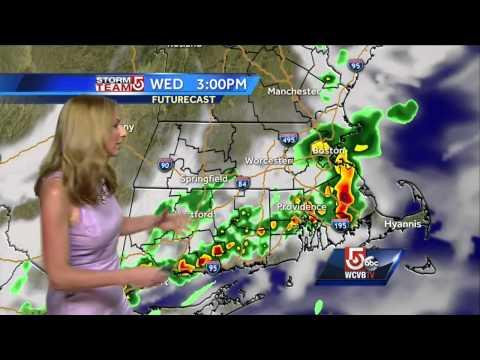 Danielle's latest Boston-area weather forecast