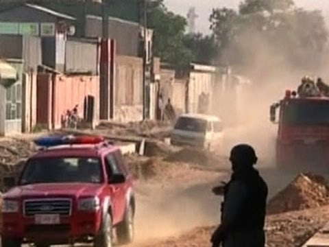 Taliban attacks presidential compound in Afghanistan