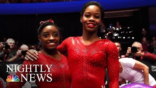 Olympics Star Gabby Douglas Says Team Doctor Larry Nassar Abused Her | NBC Nightly News
