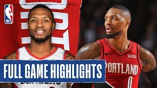 KNICKS at TRAIL BLAZERS | FULL GAME HIGHLIGHTS | December 10, 2019