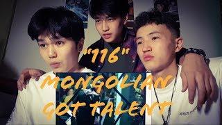 """""""116"""" MONGOLIA'S GOT TALENT REACTION VIDEO"""