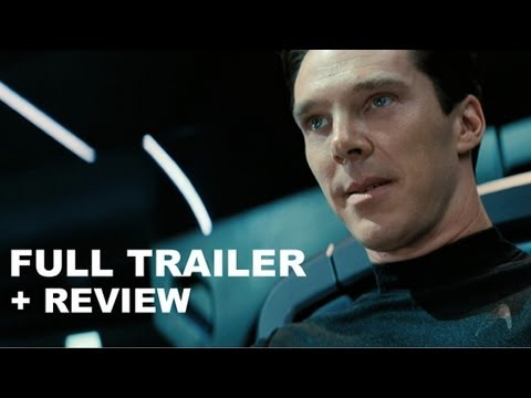 Star Trek Into Darkness Official Teaser Trailer + Trailer Review : HD PLUS