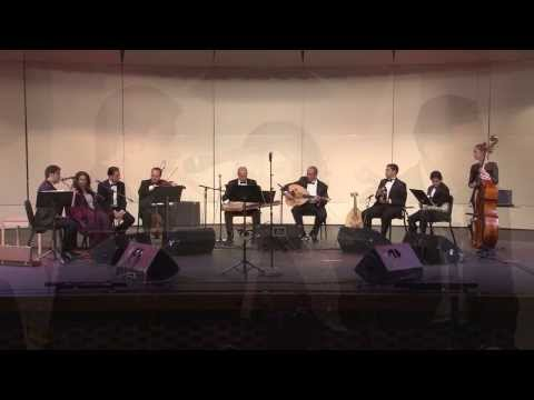 Michigan Arab Orchestra Takht Ensemble - Tahmila Hijaz, Michael Ibrahim on YouTube