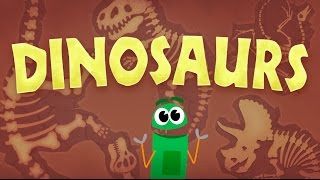 """Dinosaurs"" - StoryBots Super Songs Episode 3 