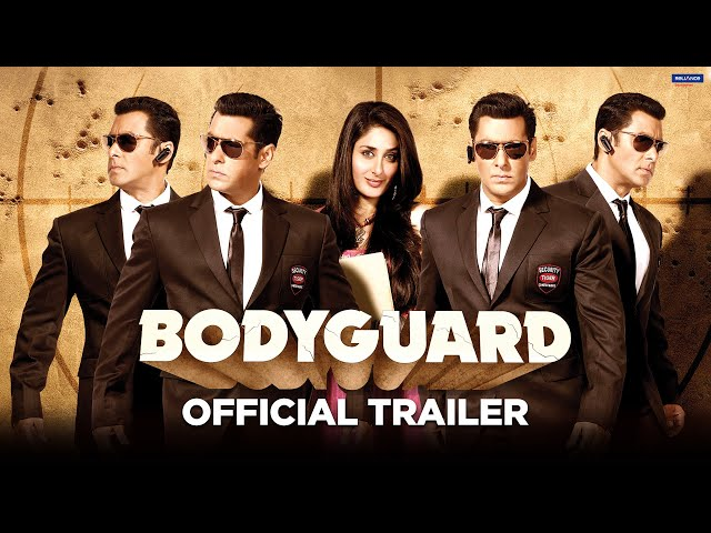 Bodyguard | Movie Trailer | Salman Khan,Kareena Kapoor