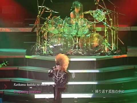 (HD*Subbed) X JAPAN - SILENT JEALOUSY / RETURNS 12/30
