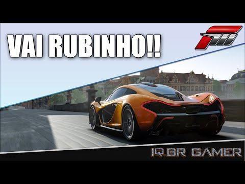 Forza 5 - Vai Rubinho - Pura velocidade - Mitsubish Eclipse