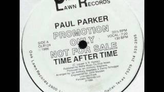 PAUL PARKER - Time after time (remix)