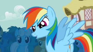 The Book of Pony: Scootaloo and Rainbow Dash (But Mostly Rainbow Dash)