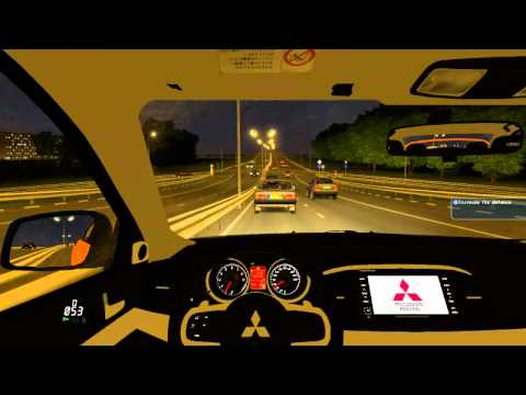 City Car Driving 1.2.3 Mitsubishi Lancer EVO X