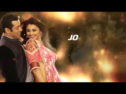 Photocopy Full Song with Lyrics  Jai Ho  Salman Khan, Daisy Shah, Tabu Low