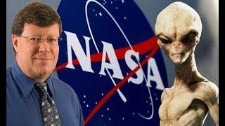 UN EX-CIENTIFICO DE LA NASA CONFIRMA LA EXISTENCIA DE EXTRATERRESTRES Y COMO LOS GOBIERNOS LO OCULTA