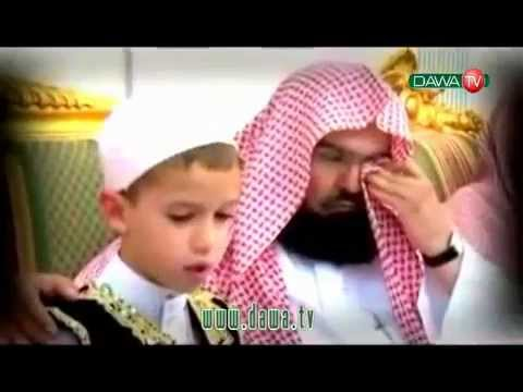 Sheikh Sudais Crying Of A Child Beautiful Reciting Quran video
