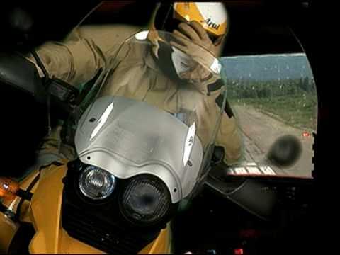 Alaska GS Motorcycle Fantasy