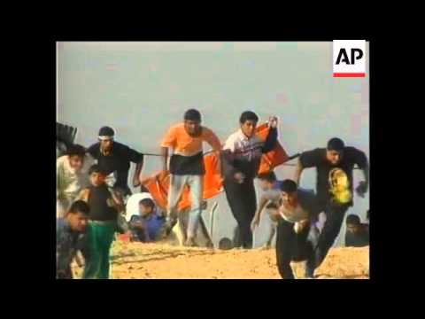JERUSALEM: GAZA CLASHES: DEATH TOLL CONTINUES TO RISE