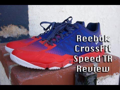 Review: Reebok CrossFit Speed TR - Best CrossFit Running Shoes