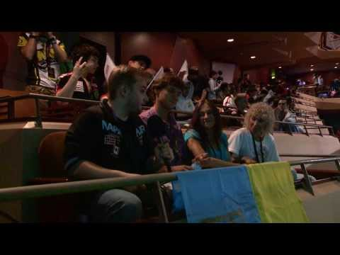 Small interview with Dendi's sister @ The International 2013 (Eng subs on Aug, 8th)