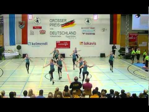 Crazy Kicks - Großer Preis von Deutschland Formationen 2011