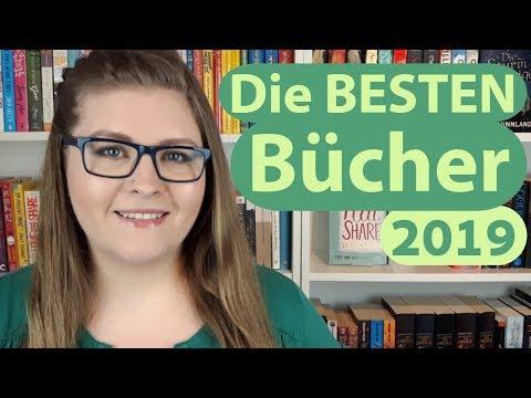 Die BESTEN Bücher 2019 | 11 absolute Highlights | Januar – Juni | Zwischen Tausend Zeilen
