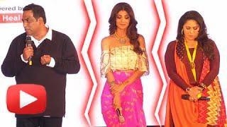 Shilpa Shetty Upsets Geeta Ma And Anurag Basu | Super Dancer Launch