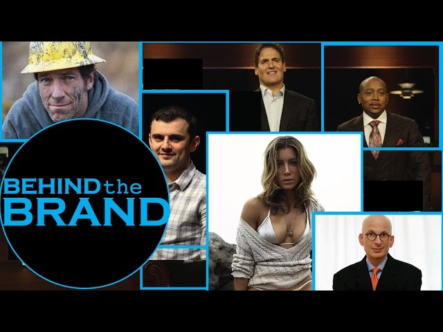 Behind the Brand with executive producer and host Bryan Elliott