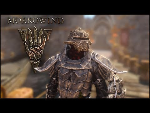 Beyond Skyrim: Morrowind - The DLC-Sized Mod Taking us East - The Elder Scrolls 5 Mods