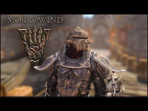 Beyond Skyrim: Morrowind - The DLC-Sized Mod Taking us East - The Elder Scrolls 5 Mods