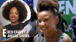 Viola Davis' Daughter Genesis Is Following In Her Mom's Footsteps | E! Red Carpet & Award Shows