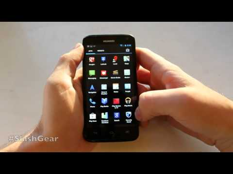 Huawei Ascend D1 quad XL hands-on for Review