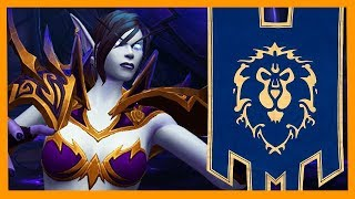 Why Did Void Elves Join the Alliance? - World of Warcraft Lore
