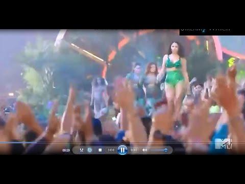 Nicki Minaj Performs Anaconda  Mtv Music Awards 2014 Twerking   Vma 2014 My Thoughts video