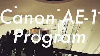 Canon AE-1 Program Review