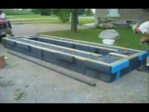 DEWDOCKS Floating Dock System