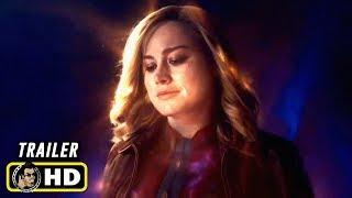 CAPTAIN MARVEL (2019) 20 TV Spot Trailers [HD]