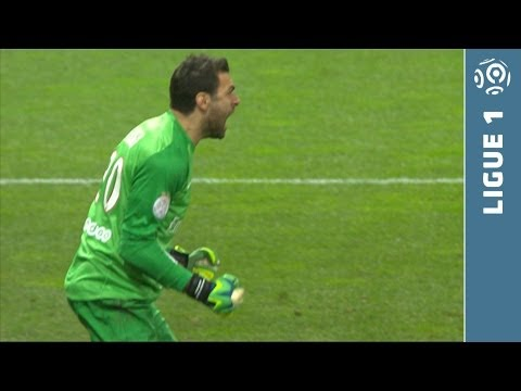 Salvatore Sirigu's MONSTER game for PSG against Reims | 2013/2014