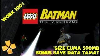 Cara Pasang + Link Download Lego Batman - The Video Game (USA)
