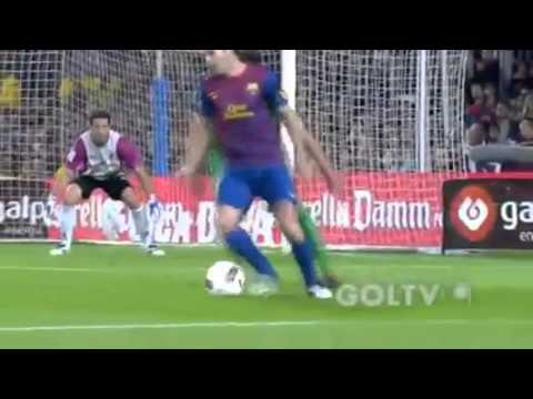 Ray Hudson commentary on Messi