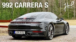 1st review, PDI and delivery in SWE of the new Porsche 992 Carrera S | NO DRIVING | EP 064