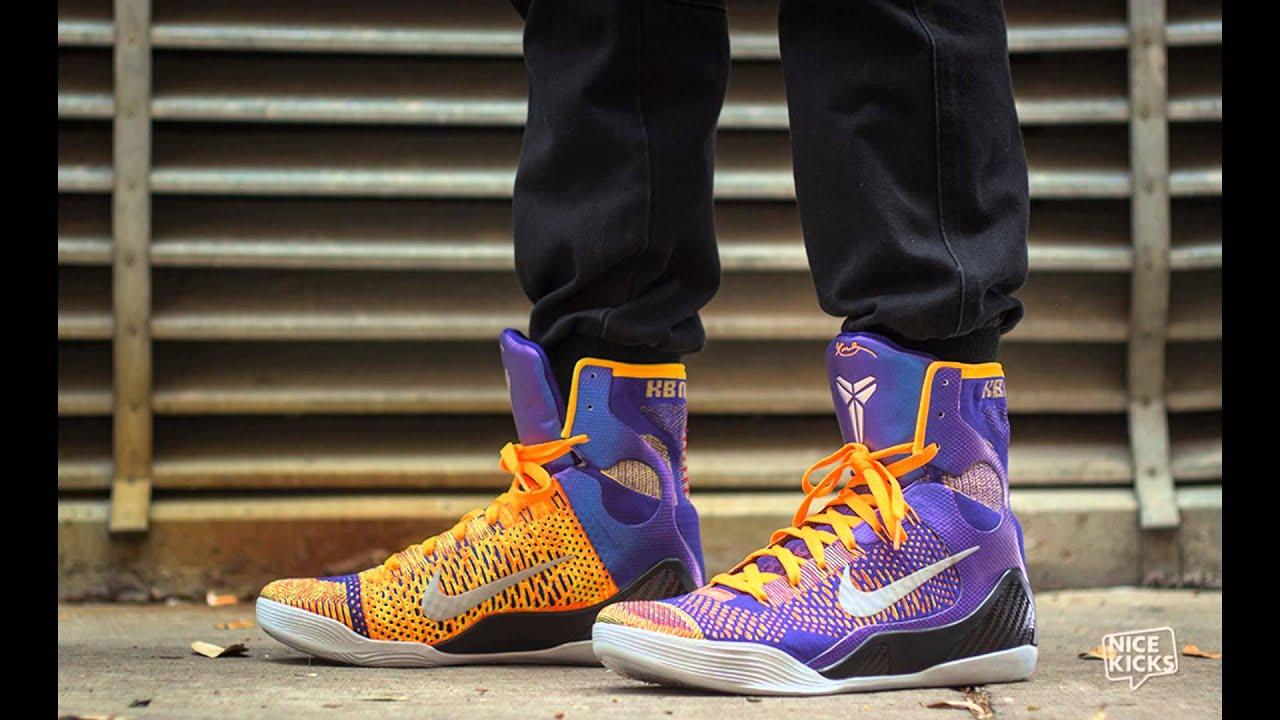 France Nike Kobe 9 High - Watch V 3d9trzqookmf4
