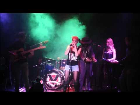 MELIZA BLANCO en vivo en ClubV