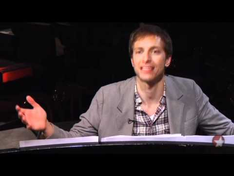 """Behind the Music: """"Bloody Bloody Andrew Jackson"""" Composer Michael Friedman"""