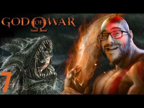 God Of War - Episdoio 7 - A Tope Con El Buceo video