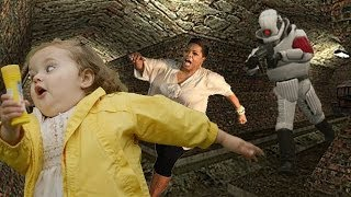 MOST INTENSE PROP CHASE EVER!! | Gmod Prop Hunt (Ep.3)