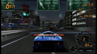 Gran Turismo 3 - Nissan R390 GT1 LM Race Car '98 PS2 Gameplay HD