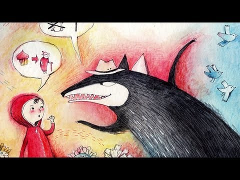 Mr. Wolf Trailer - our personal interpretation of the Little red riding hood story