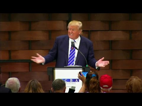 Donald Trump: 'I respect women more than I respect m...