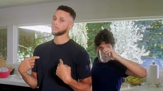 NEW FUNNY Stephen Curry Brita Commercial 2018